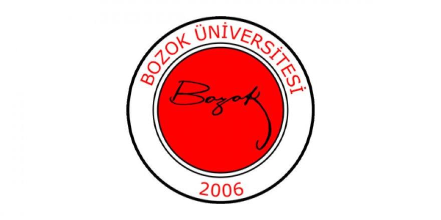 Yozgat Bozok Üniversitesi Öğretim Üyesi Alım İlanı