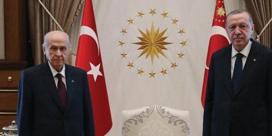 Erdoğan-Bahçeli zirvesinin perde arkası: Seçim mutabakatı