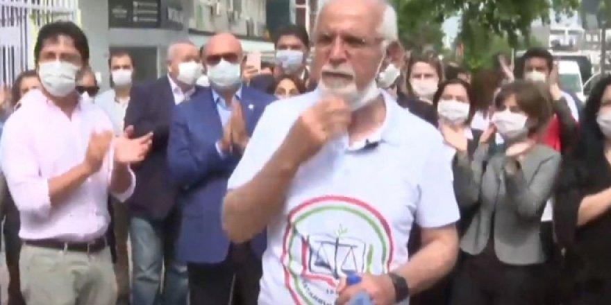 Bu kez de barolar İstanbul'dan Ankara'ya yürüyecek