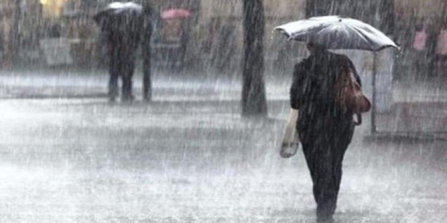 Meteoroloji uyardı: Çok kuvvetli ve şiddetli yağacak