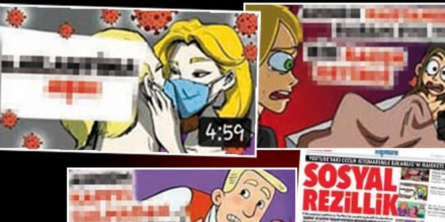 YouTube'da rezillik bitmiyor! Çocuklara büyük tuzak