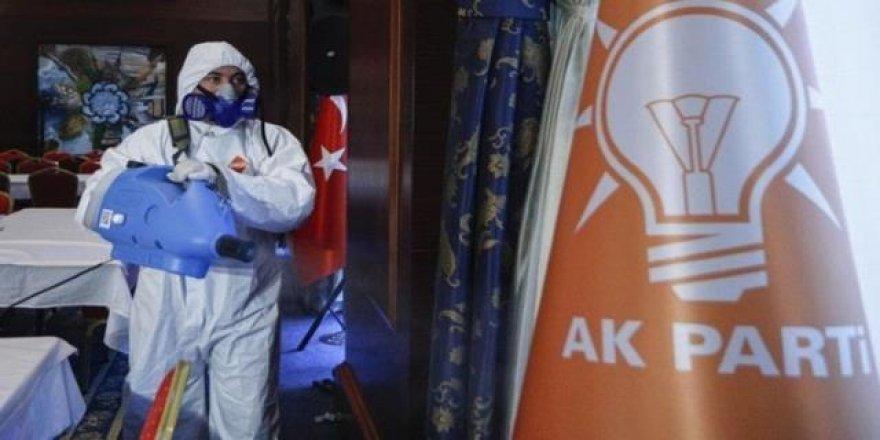 AK Parti grubunda koronavirüs çıktı