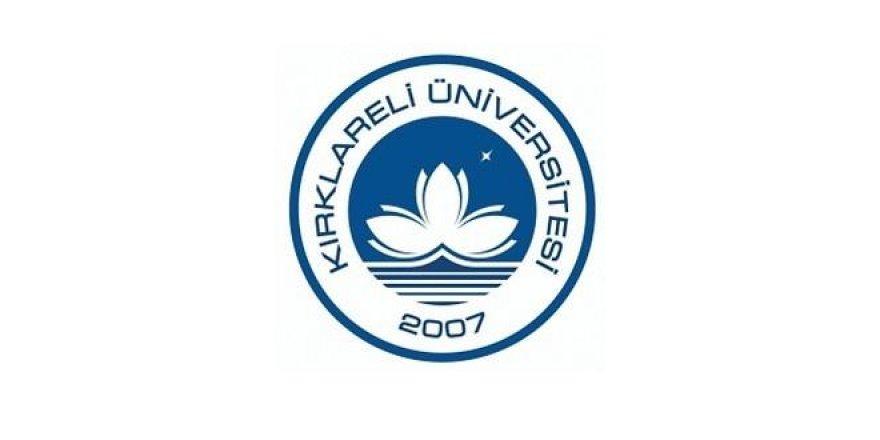 Kırklareli Üniversitesi Yüksek Lisans Programı ilanı