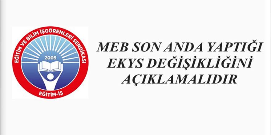 """MEB Yönetici Atamada """"Tek Sınavla İki Atama"""" Dönemi"""