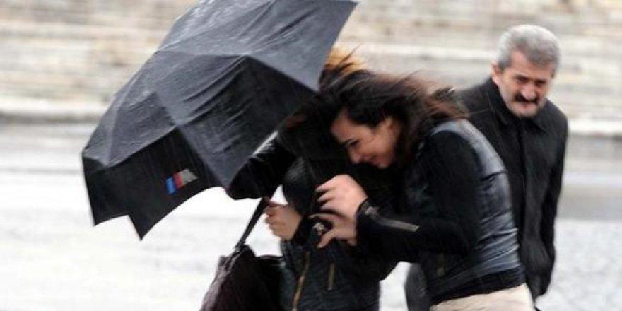 Yurdun bazı bölgelerinde kuvvetli rüzgar bekleniyor