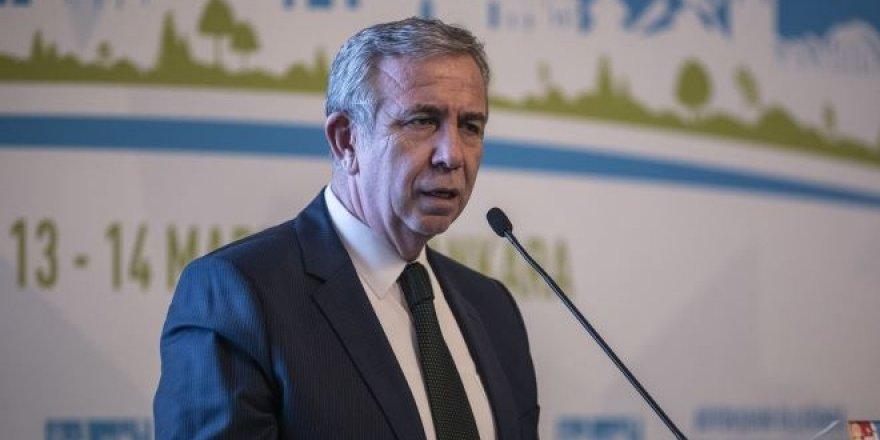 Mansur Yavaş'tan 'yüksek su faturası' açıklaması