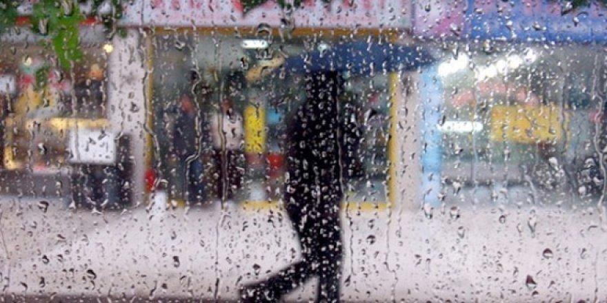 Bazı bölgelerde kuvvetli yağış olacak