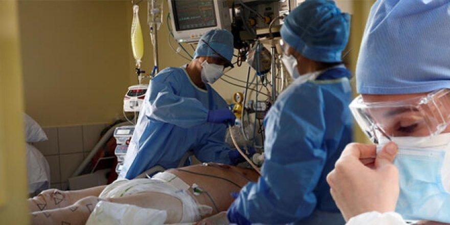 Yoğun bakım hasta sayısı 2 ay önceki rakamlara ulaştı