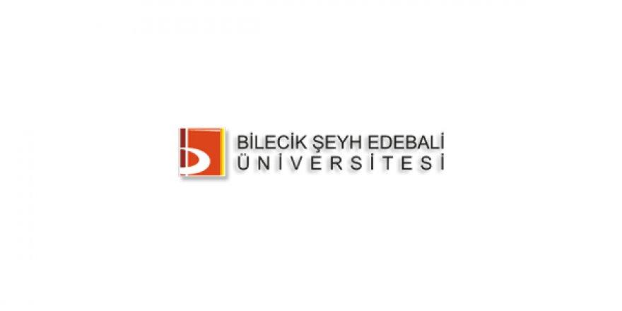 Bilecik Şeyh Edebali Üniversitesi Öğretim Elemanı Alım İlanı