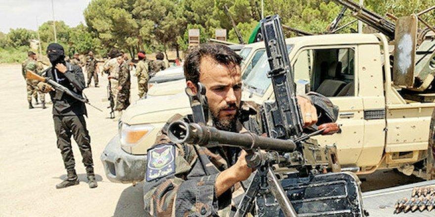 Mısır Libya'ya müdahale ederse Türkiye dahil olur