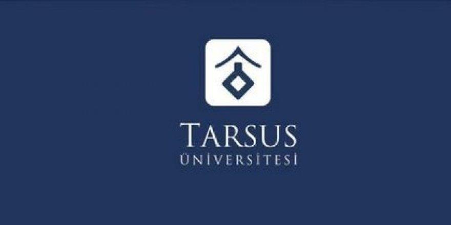Tarsus Üniversitesi Öğretim Üyesi Alım İlanı