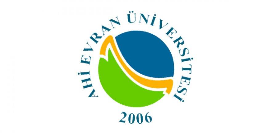 Kırşehir Ahi Evran Üniversitesi Öğretim Üyesi Alım İlanı