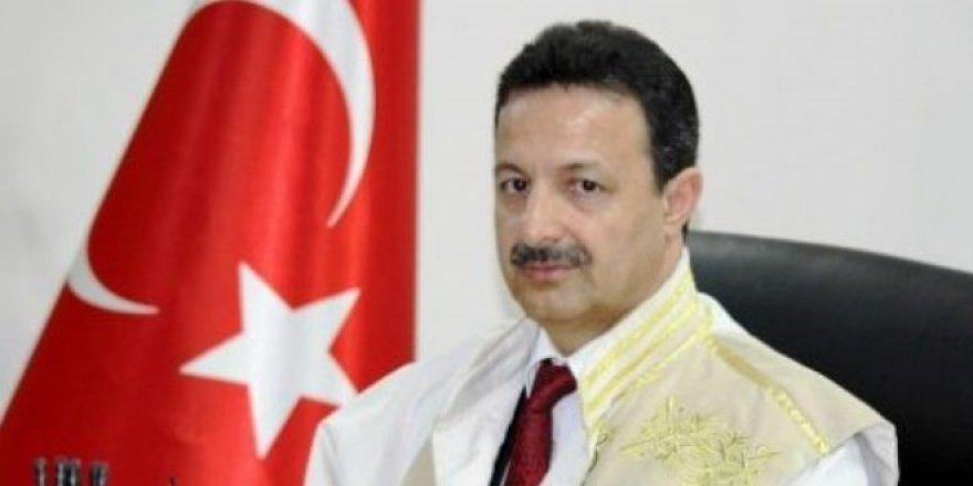 Siirt Üniversitesi Rektörü istifa etti