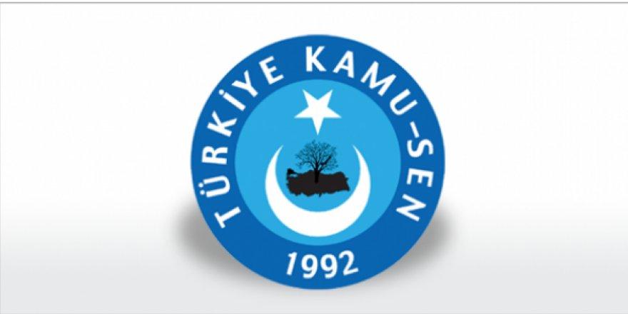 Türkiye Kamu-Sen herşeye rağmen, büyümeye devam ediyor