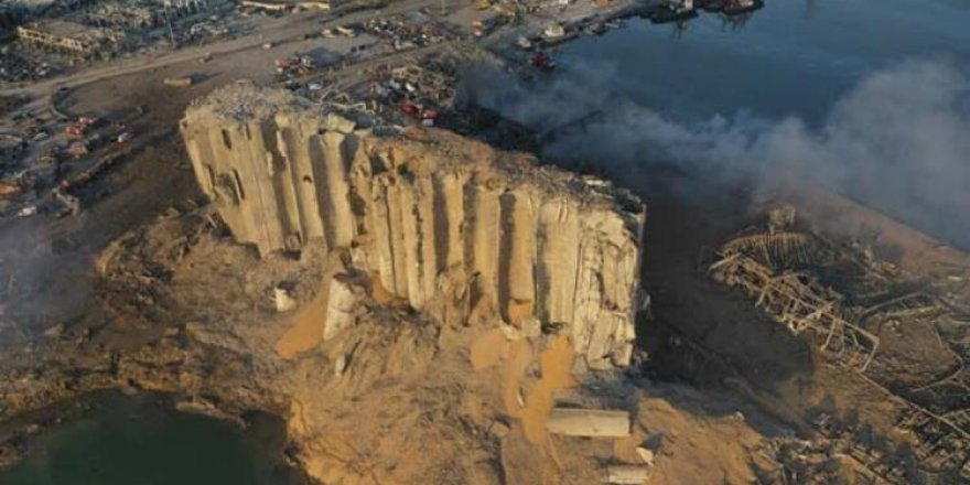 Lübnan'daki patlamanın sebebi bulundu