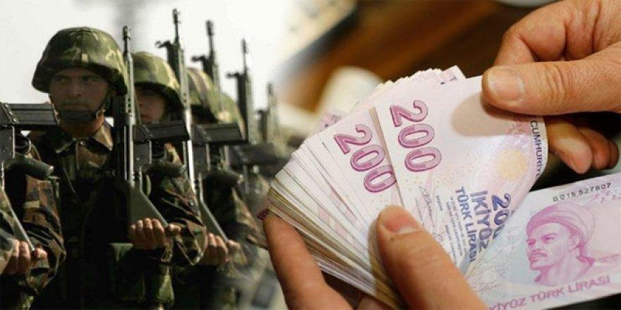 Bedelli askerlik ücreti belli oldu! İşte yeni ücretler