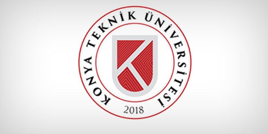 Konya Teknik Üniversitesi Öğretim Üyesi Alım İlanı