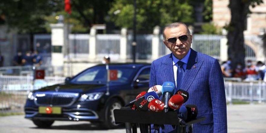 Erdoğan: İçerideki düşmanlar pompalama görevi görüyor