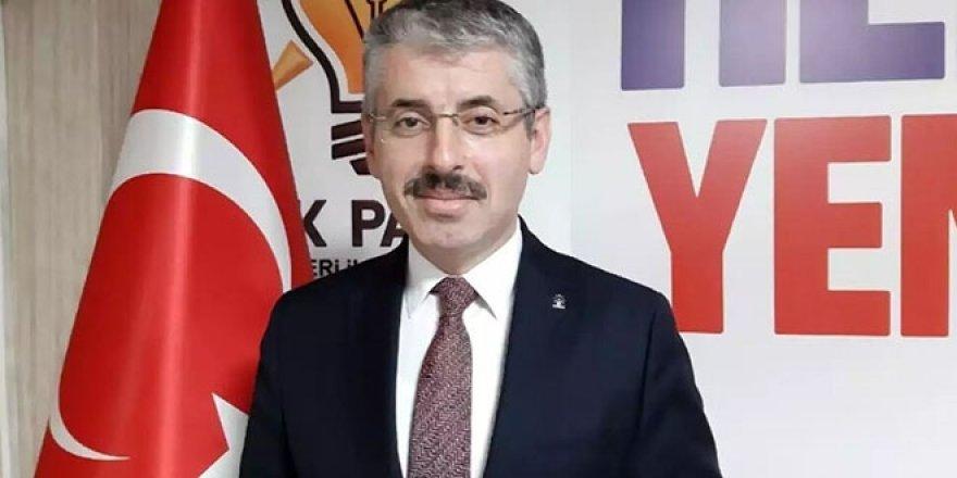 Yeni ilçe milli eğitim müdürlerini AK Parti İl Başkanı açıkladı