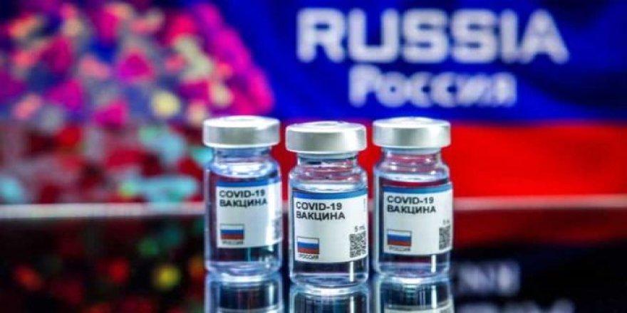 Putin, koronavirüs aşısının ilk fotoğrafını paylaştı