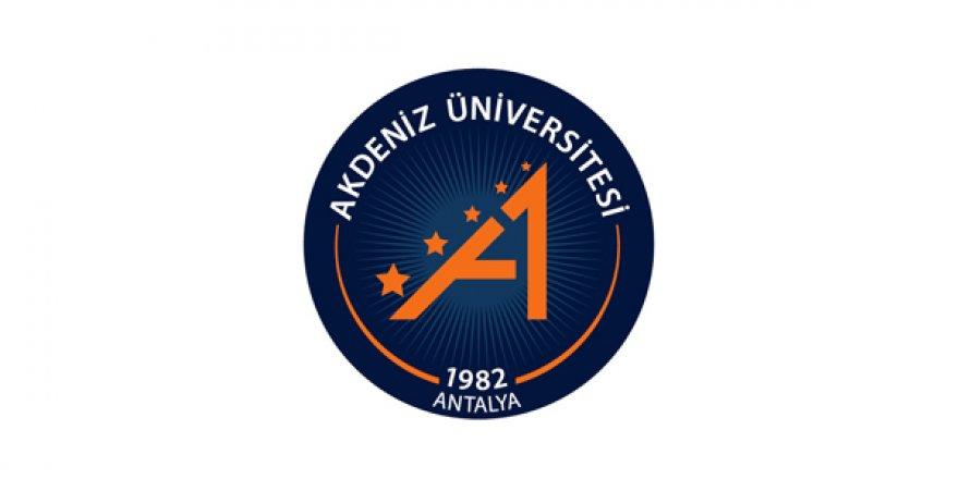 Akdeniz Üniversitesi Öğretim Üyesi Alım İlanı