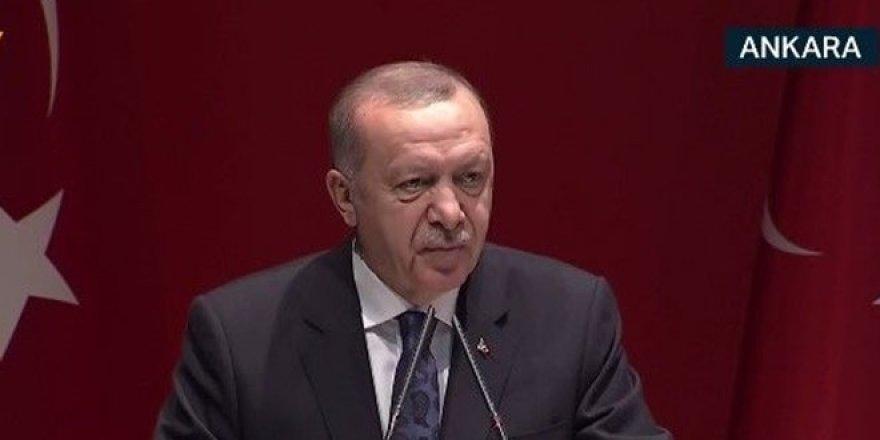 Erdoğan: Toplu yerlerdeki eğlencelere ara verelim