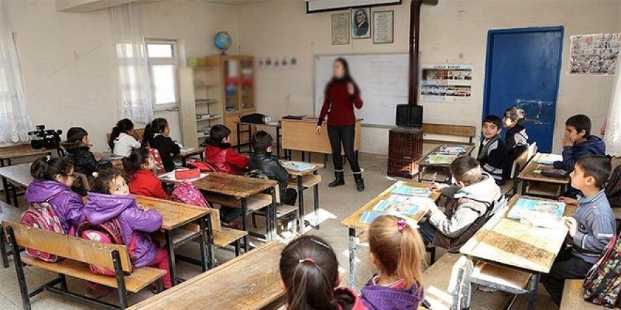 Sözleşmeli öğretmen atama robotu yayında