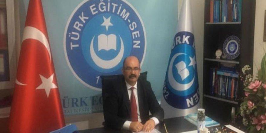 Türk Eğitim-Sen Camiasının Acı Kaybı!