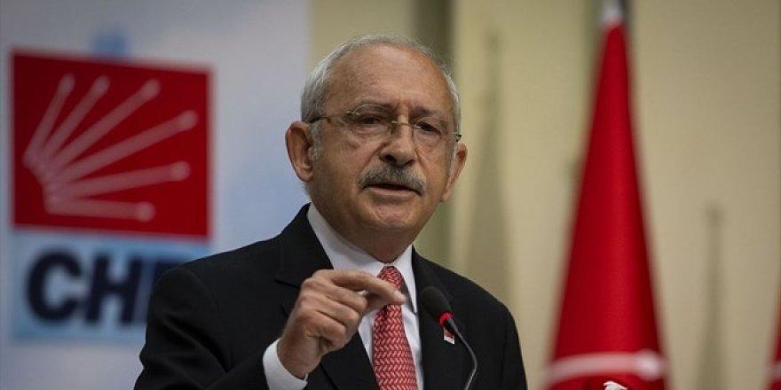 Kılıçdaroğlu: Rakamlar gerçek değil, hastanelerin yoğun bakımları dolu