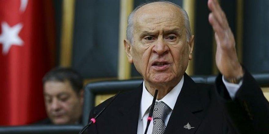 Bahçeli 2. kez söyledi: Türk Tabipleri Birliği derhal kapatılmalı, hesap sorulmalı!