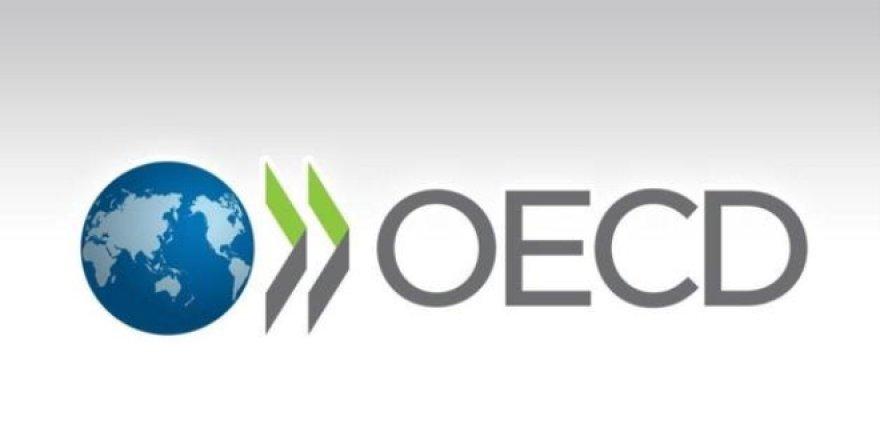 OECD, Türkiye için tahminini iyileştirdi