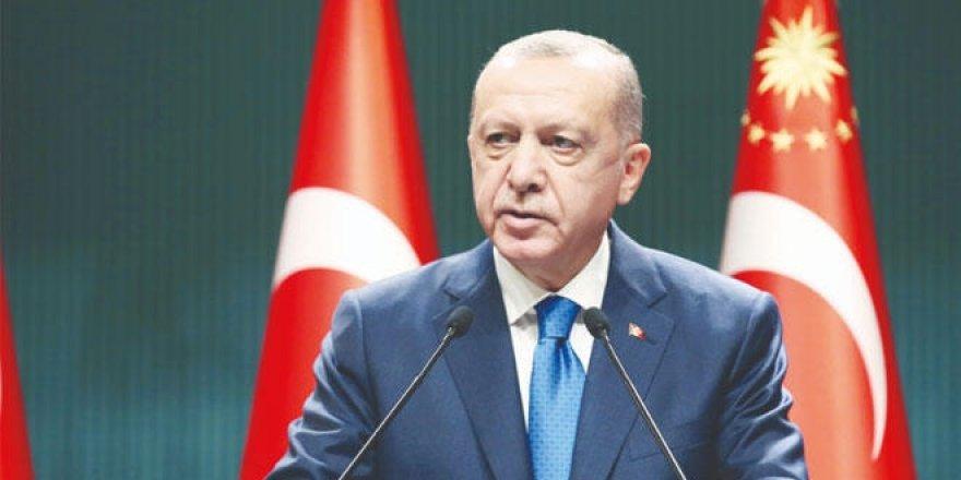 Cumhurbaşkanı Erdoğan'dan çözüm ve diyalog vurgusu