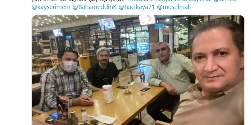 Vali'den 3 Milli Eğitim Müdürü'ne Maske Cezası!