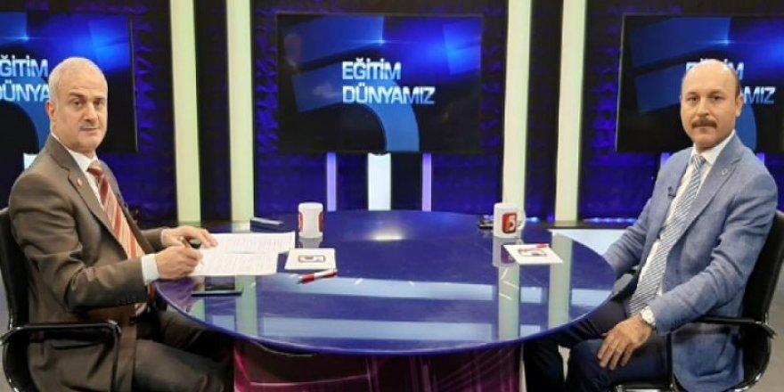 Talip Geylan: Hükümet Milli Eğitim Bakanlığı'na ek bütçe tahsis etmeli