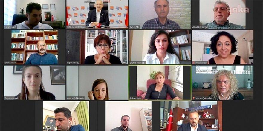 Kılıçdaroğlu: Uzaktan değil, yüz yüze eğitim yapılmalı!