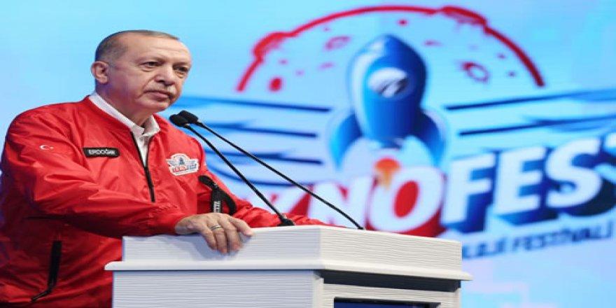 Cumhurbaşkanı Erdoğan, TEKNOFEST 2020'de Konuştu!