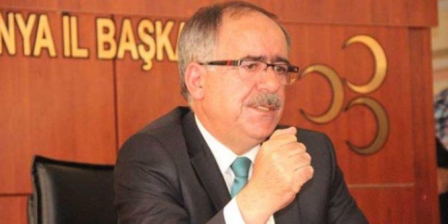 MHP'li Mustafa Kalaycı: FETÖ'nün siyasi ayağına girilmedi