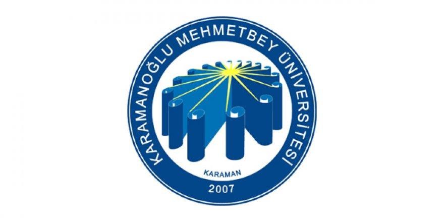 Karamanoğlu Mehmetbey Üniversitesi Öğretim Elemanı Alım İlanı