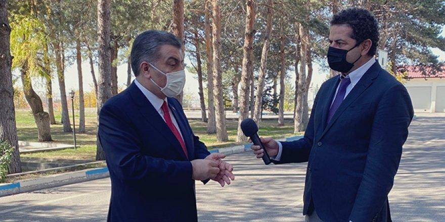 Sağlık Bakanından Menzil tarikatı cevabı