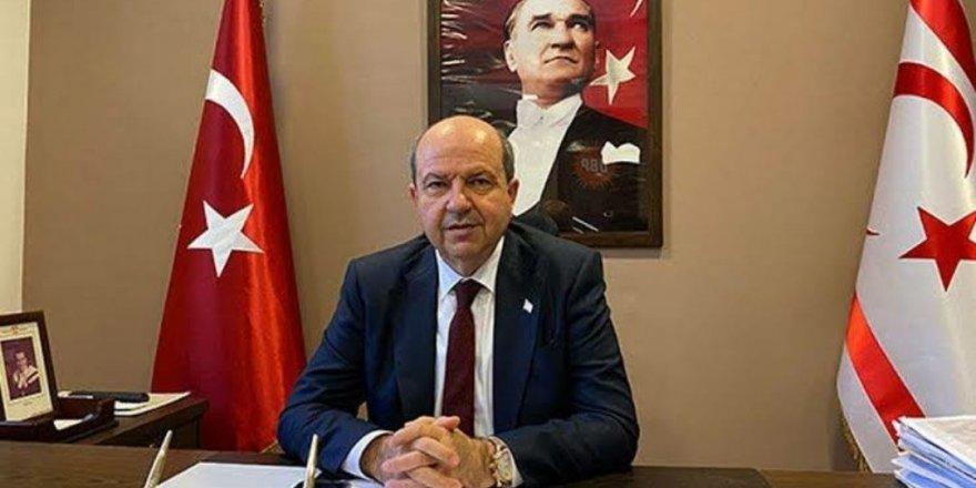 Kıbrıs'ın yeni Cumhurbaşkanı Ersin Tatar oldu