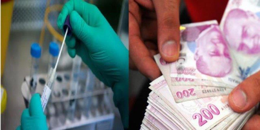 Bakanlık genelge yayınladı: Özelde virüs test ücreti belli oldu