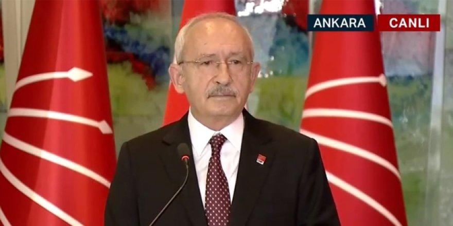 Kılıçdaroğlu'ndan Albayrak'ın istifasına yönelik ilk açıklama
