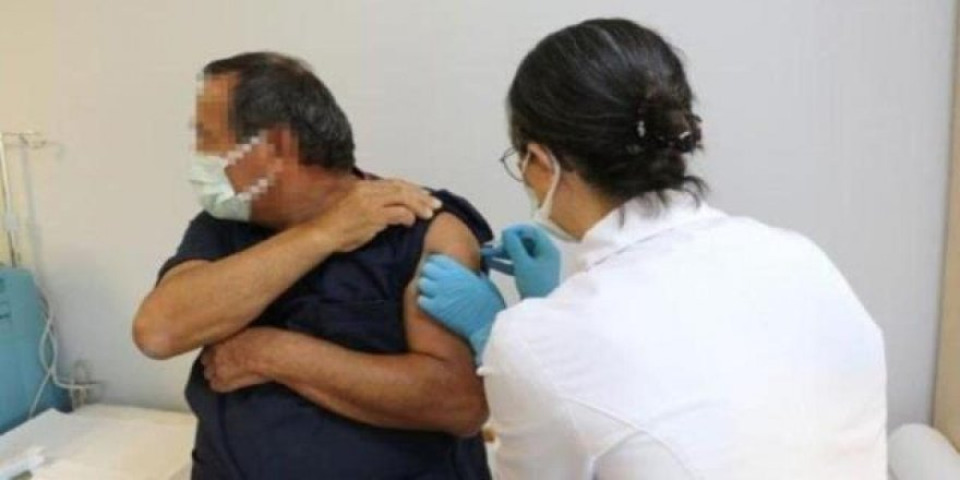 2 hafta sonra aşı yapılmaya başlanacak, ilk aşıyı Sağlık Bakanı olacak