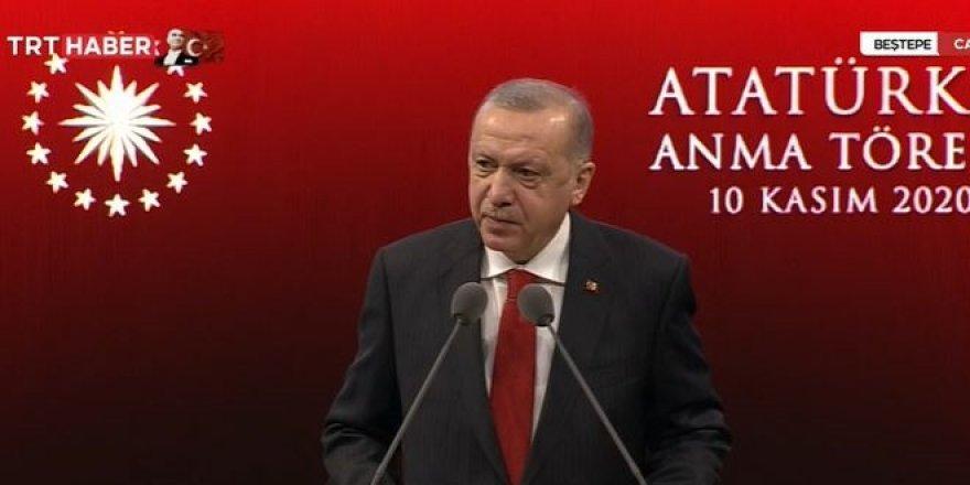 Erdoğan: Allah şahittir ki, Ezan susmayacak!