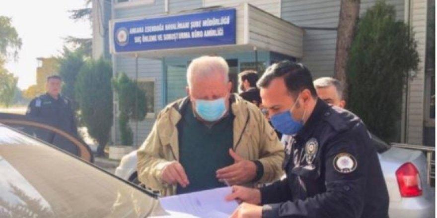 Eski Bakan gözaltına alındı