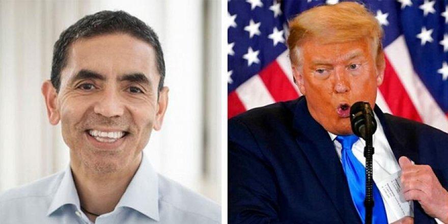BioNTech CEO'su Şahin'den Trump'a yanıt: Siyasetle işimiz olmaz