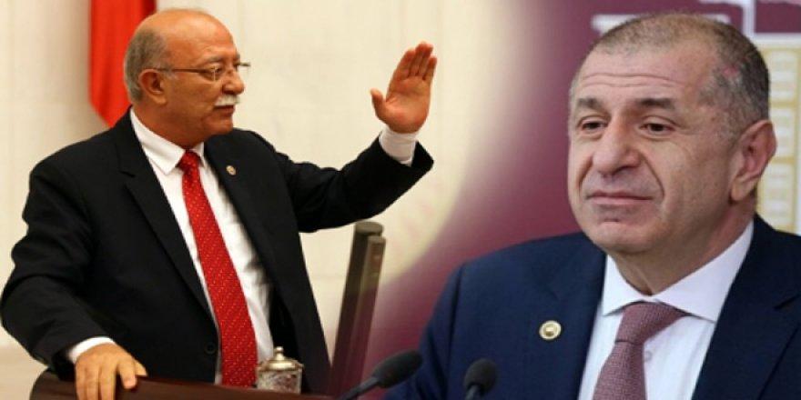 İsmail Koncuk İyi Parti'den istifa etti, Ümit Özdağ da ihraç edildi