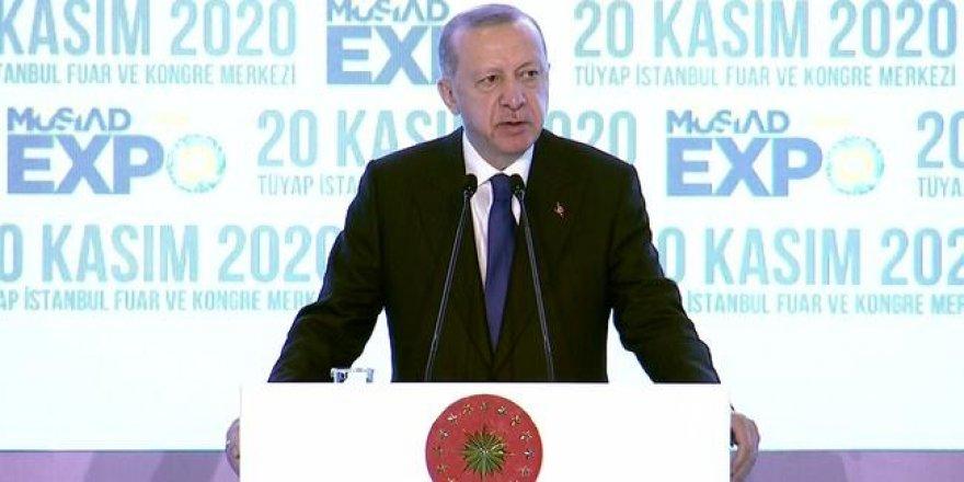 Erdoğan'dan faiz mesajı: Bazı acı ilaçları içmemiz gerekiyor