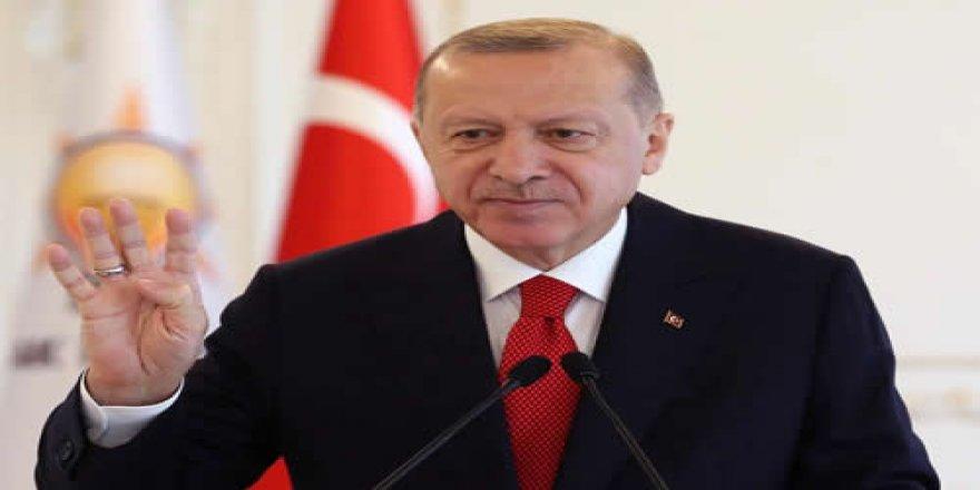 Cumhurbaşkanı Erdoğan: Kongrelerimizi erteliyoruz