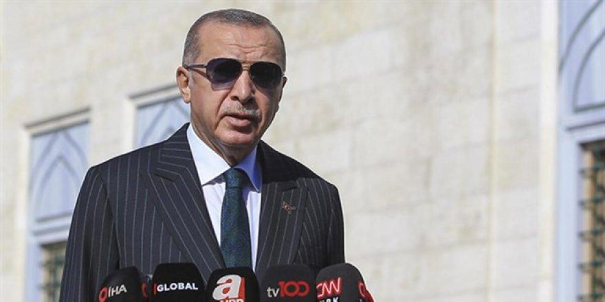 Erdoğan açıkladı! Yeni tedbirler geliyor!